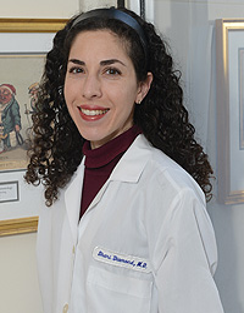 Shari B. Diamond, MD, FACP, FACR, Rheumatolgist, Arthritis and Rheumatism Associates