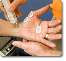 EMG, Nerve Conduction Testing, Pinched Nerve, Numbness, Nerve Compression Testing