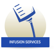 Arthritis and Rheumatism Associates, Infusion Services