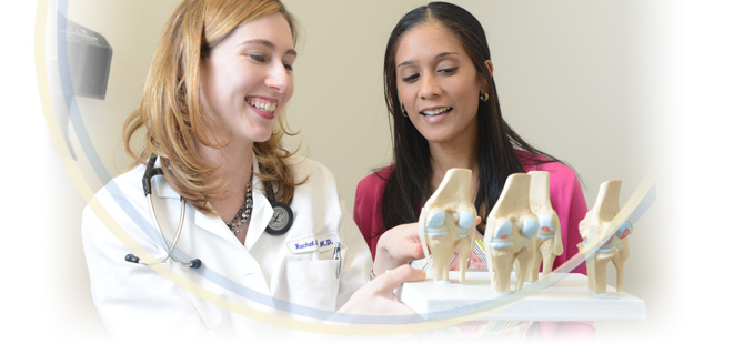 Dr. Rachel Kaiser - Knee Joints, Knee Pains