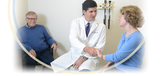 Dr. David P. Wolfe - Customer Service, Patient Consultations