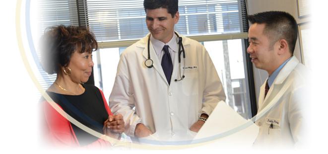Dr Peng, Dr Wolfe, Rheumatologists, Patient Consultation, Arthritis and Rheumatism Associate