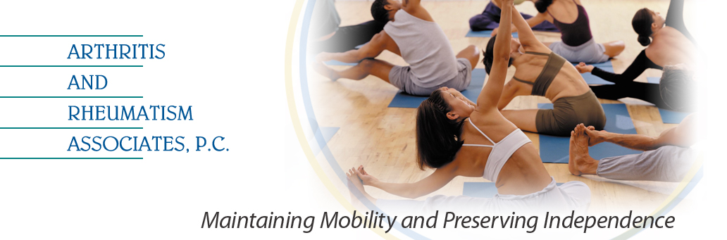 Arthritis and Rheumatism Associates, Maintaining Mobility and Preserving Independence