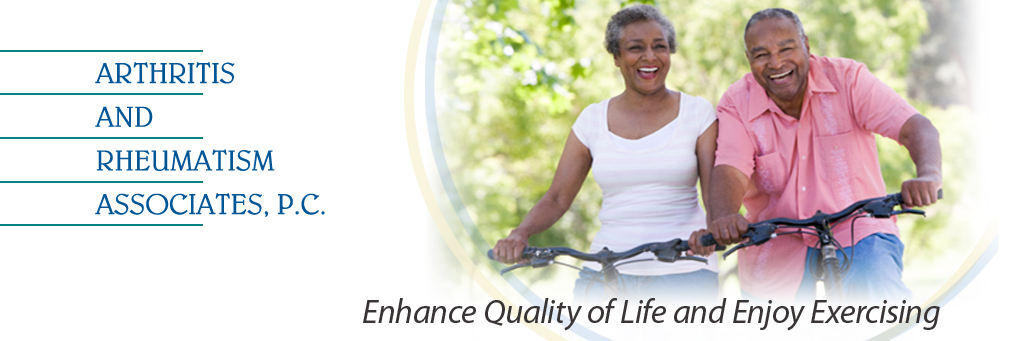 Arthritis and Rheumatism Associates, Enhance Quality of Life and Enjoy Excercising