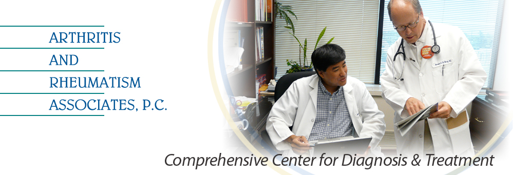 Arthritis and Rheumatism Associates, Comprehensive Center for Diagnosis and Treatment