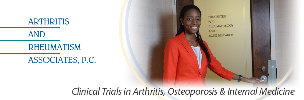 Arthritis and Rheumatism Associates, Clinical Trials in Arthritis, Osteoporosis and Internal Medicine