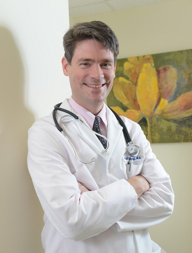 Angus B. Worthing, MD, FACR, FACP, Rheumatolgist, Arthritis and Rheumatism Associates