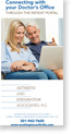 Arthritis and Rheumatism Associates Patient Portal Brochure